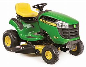 John Deere Recalls Lawn Tractors And Service Part