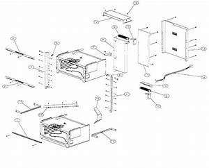 Dacor Mcs230 Electric Wall Oven Parts