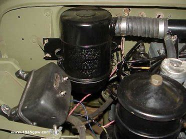 Wiring Diagram Willys Mb