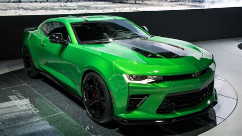 2017 Chevrolet Camaro Track Concept Review  Top Speed