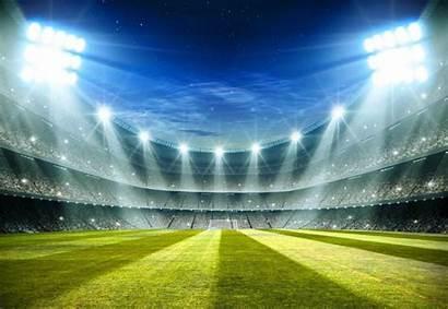 Stadium Football Paper Champions Wall Mural Bedroom