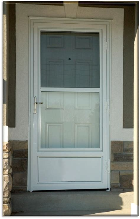 hall entrance pella storm doors  entrance  interior jones clintoncom