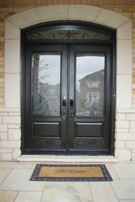 Glass Entry Doors For Home by Front Door Glass 17 Home Improvement Ideas For You