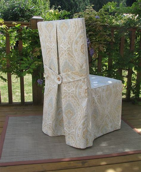 pin by christa powell on parsons chair covers