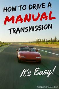 Want To Learn How To Drive A Manual Transmission  Here U0026 39 S A