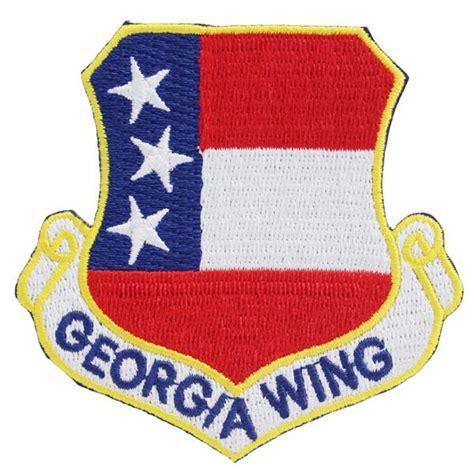 civil air patrol georgia wing patch vanguard