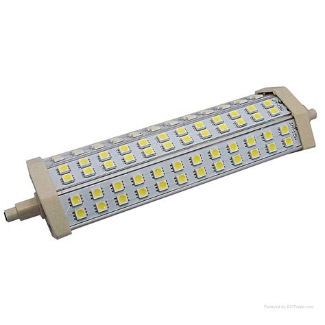 r7s 13w led bulb 60 leds floodlight pir security light