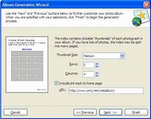 Fotoalbum Erstellen Online : online foto album erstellen freeware generator ~ Lizthompson.info Haus und Dekorationen