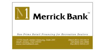Boat Loans With 500 Credit Score by Merrick Bank Rv Dealers Marketplace
