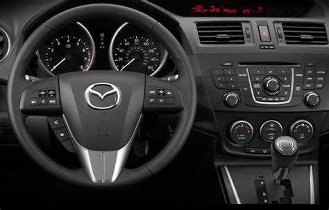 mazda dashboard the dashboard of the mazda5 2013 mazda assignment x
