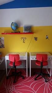 Schreibtisch Kinderzimmer Ikea : ikea micke schreibtisch schreibtischstuhl kinderzimmer in leimen ikea m bel kaufen und ~ Markanthonyermac.com Haus und Dekorationen