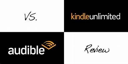 Kindle Unlimited Audible