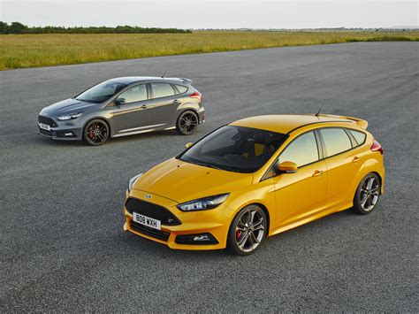 revised ford focus st engagesportmode