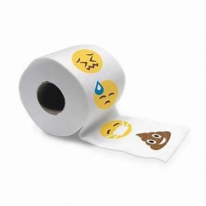 Panier Papier Toilette : cadeau wc papier toilette emoji 9 95 ~ Teatrodelosmanantiales.com Idées de Décoration