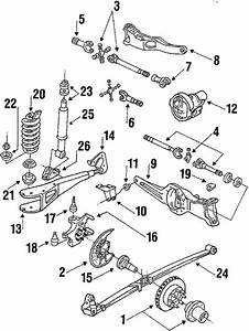 32 F250 Front Suspension Diagram