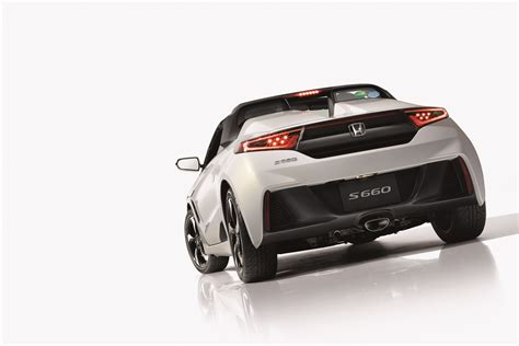 Honda S660 Mini Roadster Officially Unveiled In Japan 50