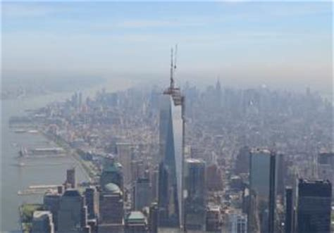 Freedom Tower Observation Deck Height by One World Trade Center 2013 Photos One World Trade