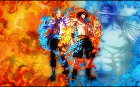 One Piece Ace Wallpapers Downloads A19