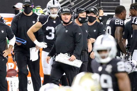 Raiders' Jon Gruden fined $100K for violating NFL mask ...