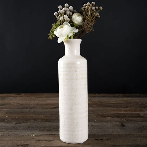 White Vase by White Assorted Vase Magnolia