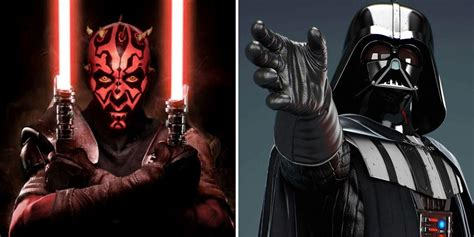 Reasons Darth Maul Is Better Than Darth Vader