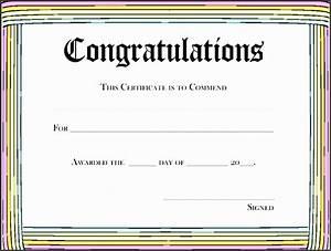 Sample Content Of Certificate Of Appreciation 8 Printable Certificate Of Appreciation Template