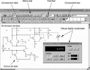 Circuit Simulation Engineering