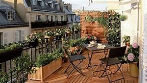 Plante Balcon Facile D Entretien : balcon si vous voulez des plantes faciles vivre qui n ~ Melissatoandfro.com Idées de Décoration