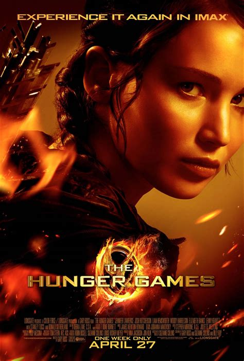The Hunger Games (2012)  Movies, Films & Flix