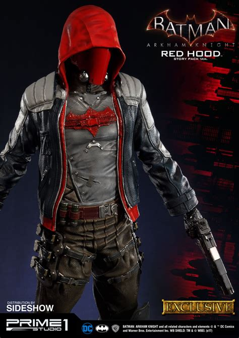 DC Comics Red Hood Story Pack Statue by Prime 1 Studio
