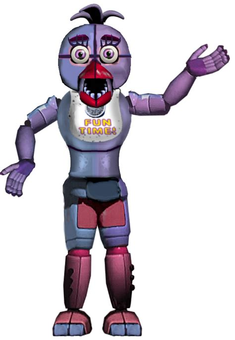 funtime chica pre sister location  fnafeditorist