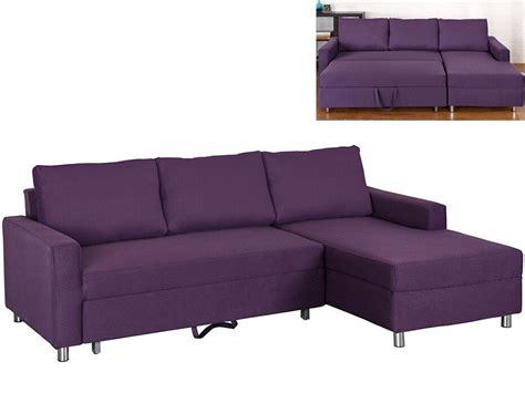 canapé prune canapé angle droit violet prune achat en ligne
