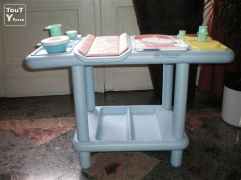 nursery table 224 langer poup 233 e
