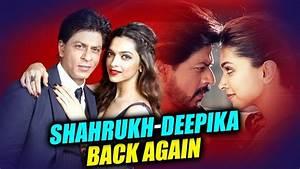 Shahrukh Khan And Deepika Padukone In Sanjay Leela ...