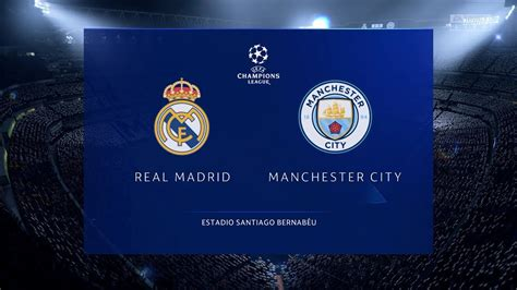What channel is Real Madrid vs Man City? Team news, TV ...