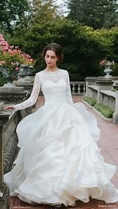 sareh nouri fall 2016 wedding dresses lookbook wedding With fall wedding dresses with sleeves
