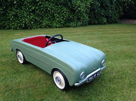renault dauphine convertible renault dauphine pedal car pedal cars pinterest