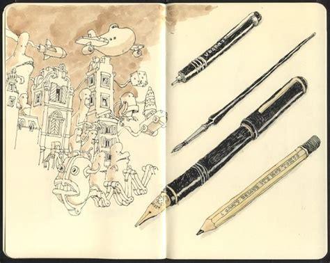 Part 2, The Sketchbook