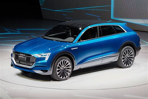 audi  electric suv   built  belgium