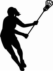 """""""Girls Lacrosse """" Stickers by Kirsten Krieman Redbubble"""