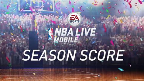 nba live scores mobile nba live mobile season score 2017