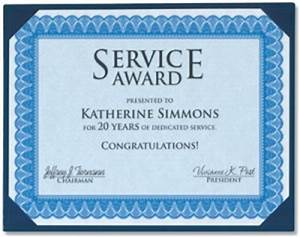 employee anniversary recognition let your staff know you With service anniversary certificate templates