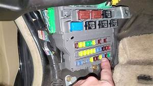 2005 Acura Tl Cigarette Lighter Fuse  Power Outlet Fuse