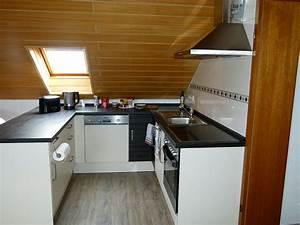 Küchen Für Dachgeschosswohnungen : stunning k chen f r dachgeschosswohnungen photos house ~ Michelbontemps.com Haus und Dekorationen