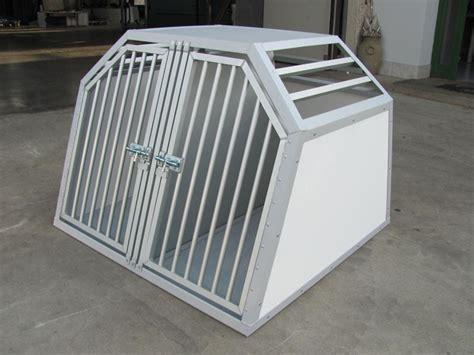 Gabbie Auto Per Cani Alluminio 187 Trasportini In Alluminio Per Cani