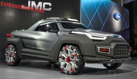 futuristic yuhu concept pickup truck should go back to the