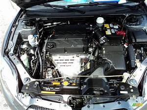 2006 Mitsubishi Eclipse Gs Coupe 2 4 Liter Sohc 16 Valve