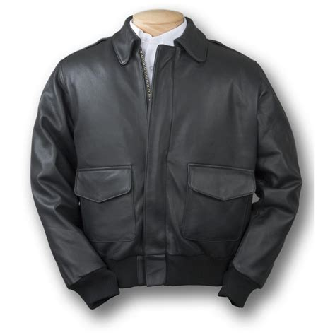 Cowhide Jacket by Burk S Bay A 1 Cowhide Leather Bomber Jacket 625893