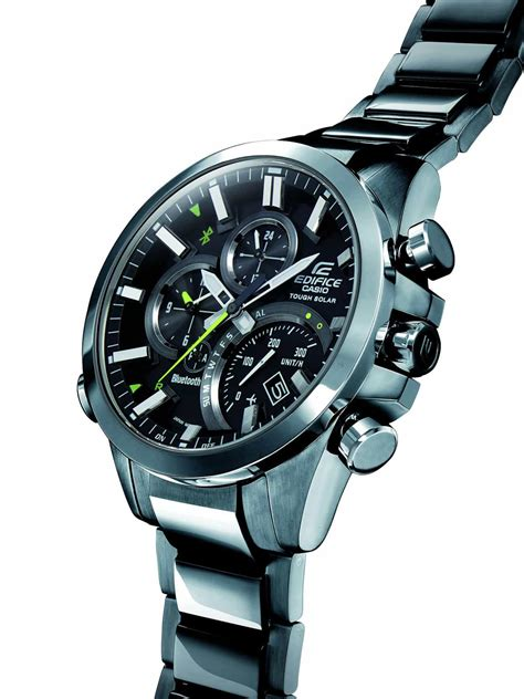 casio eqb 500 casio edifice eqb 500 be in touch stay connected