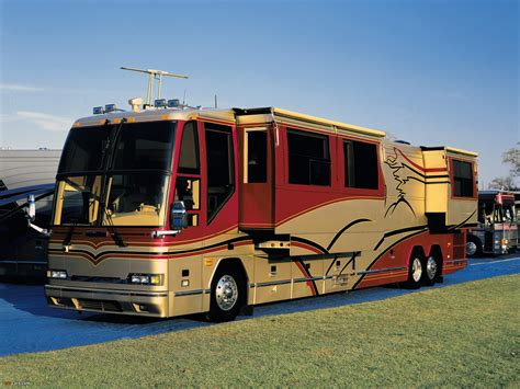 Wallpapers Of Prevost H345 Vip Motorhome 2004 (2048x1536